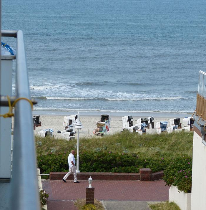 Wangerooge Meerblick und Strandblick Ferienwohnung 43, Urlaub pur