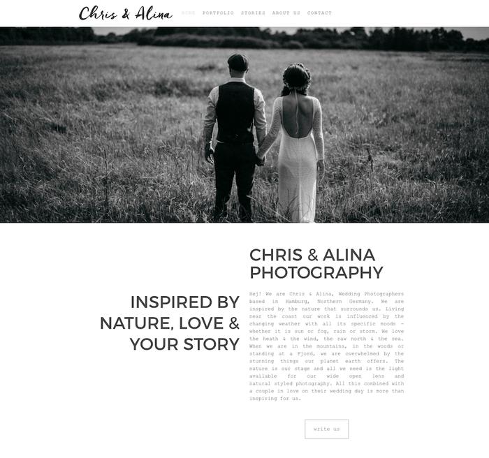 Chris and Alina Photography
