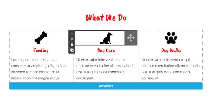 Een voorbeeld van gratis icoontjes van www.flaticon.com