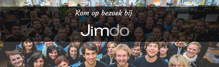 Bezoek Jimdo