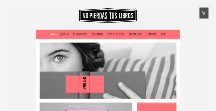 Jimdo websites design barcelona