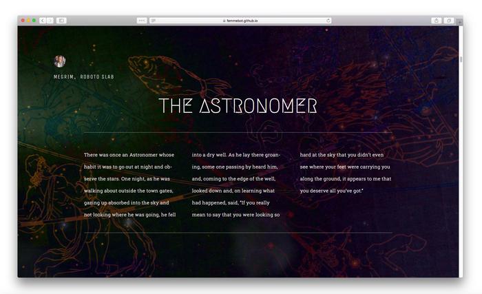 beste lettertype website