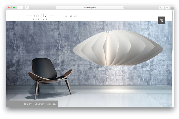 Norla Designs –www.norladesign.com
