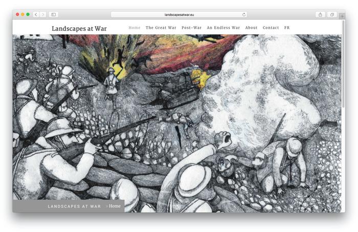 Landscapes at War – www.landscapesatwar.eu