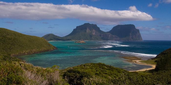 Lord Howe Island Australia