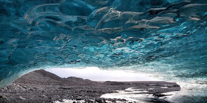 Vatnajökull Iceland Ice cave