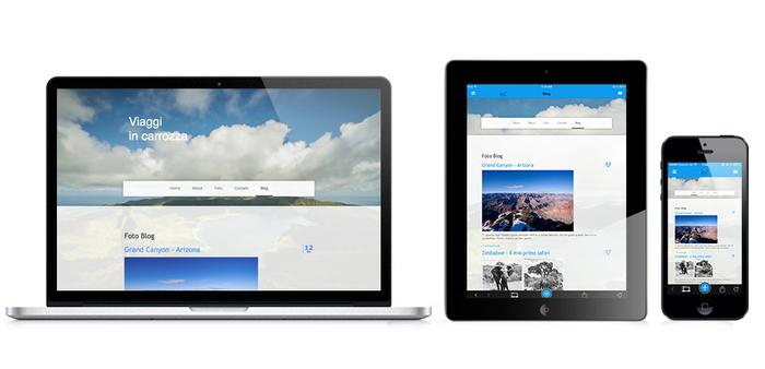 Nuova funzione blog per la app: Jimdo è pronto per il mobile blogging!