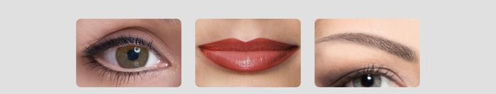 Permanent Make up, Contour Make up,