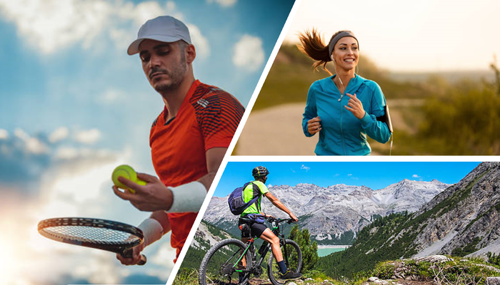 Sportphysiotherapie, Physiotherapie, Manuelle Therapie - Return to Sport, Back to play, fit werden nach Verletzung, Sport machen nach Verletzung