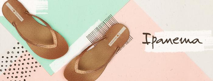 Ipanema slippers online bestellen. Skinstitute webshop