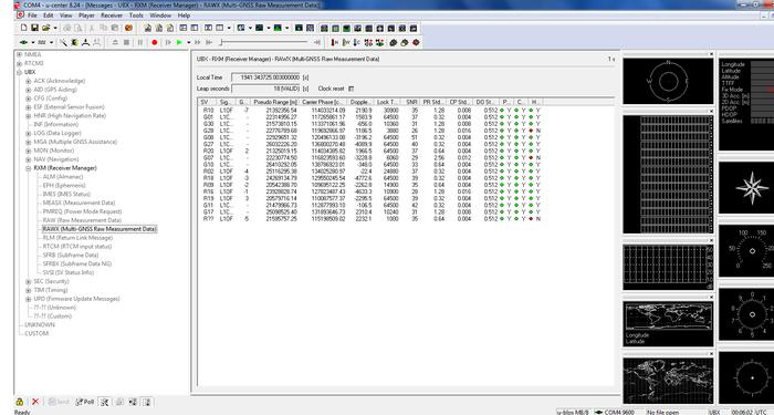 u-blox NEO-M8T, part I - BlackDot GNSS