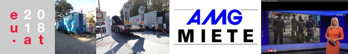 Stromversorgung AMG Miete für EU-Gipfel