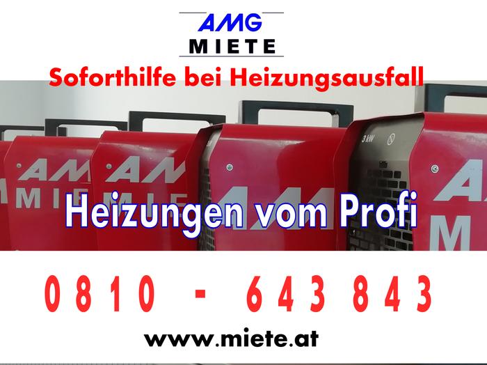 Elektroheizungen mieten in Wien