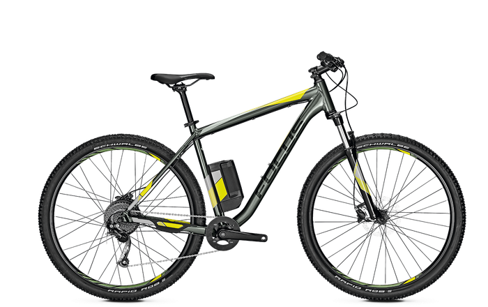 Focus Whistler² - Cross e-Bike 2019