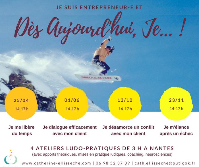 formation atelier entreprise entrepreneur changement compétence performance