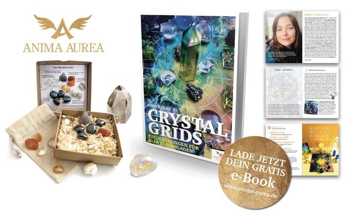 eBook, Buch Crystal Grids, kostenloses eBook