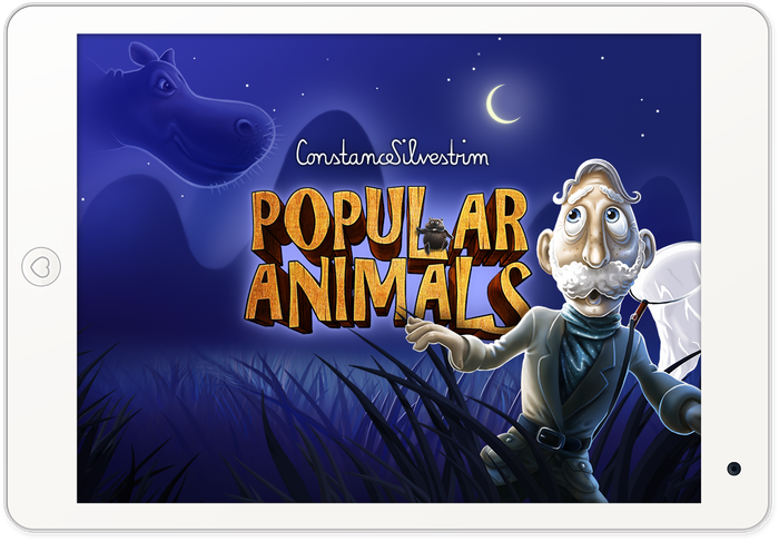 Popular Animals Mobile Game