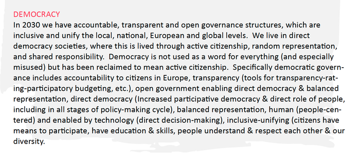 CitizensLab vision for democracy