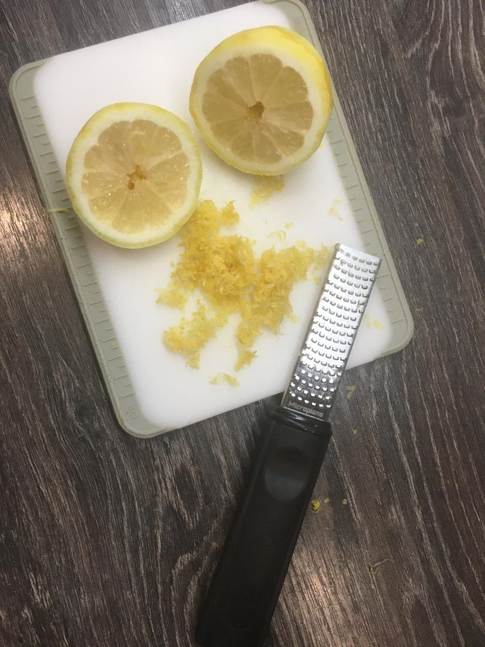 Microplane Zester von Pampered Chef