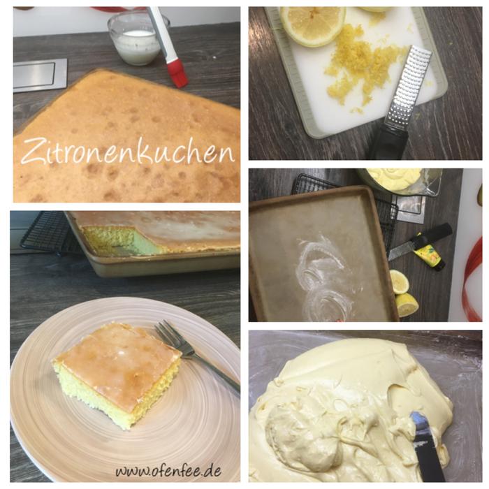 Zitronenkuchen auf dem James - großer Ofenzauberer von Pampered Chef