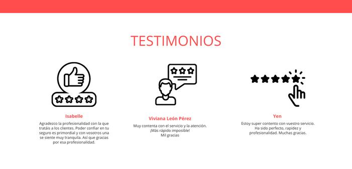 Testimonios, clientes, satisfechos, opiniones segutempo, buenas valoraciones, seguro rapido, seguro temporal online