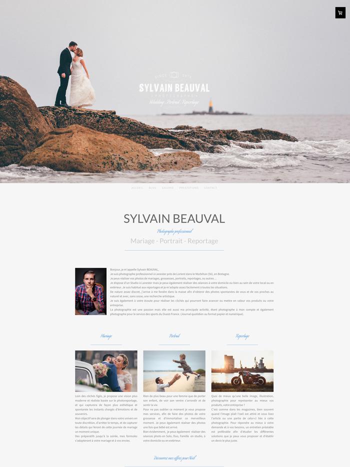 Sylvain Beauval, un autre magnifique site de photographies !