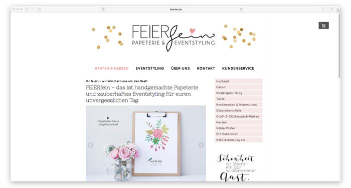www.feierfein.de