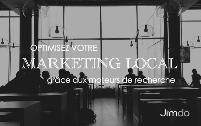 créez le marketing local de votre entreprise