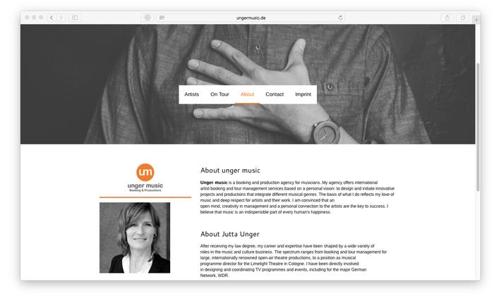 www.ungermusic.de