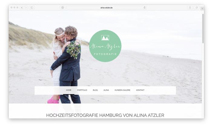 www.alina-atzler.de