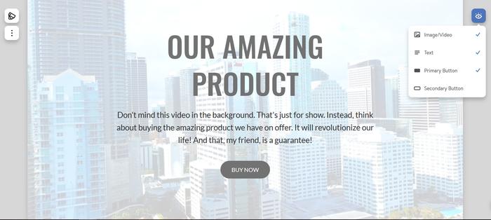 Comment ajouter une vidéo en arrière-plan sur un site Jimdo