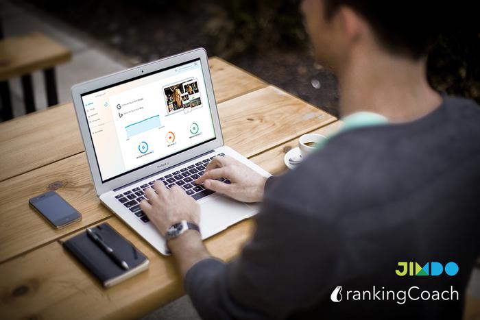 Collaborazione tra Jimdo e rankingCoach per migliorare la SEO del tuo sito