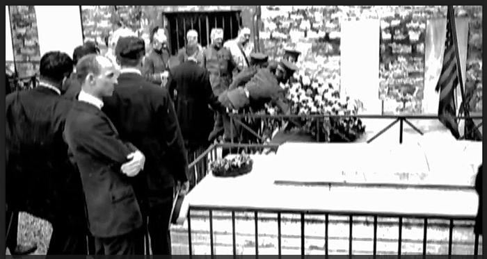 source: Ministère de la Défense (DMPA), film de B. Léon sur l'escadrille La Fayette