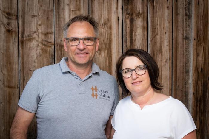 Kurt & Susanne Hosner - Hosner Holzbau Gmbh in Röthenbach