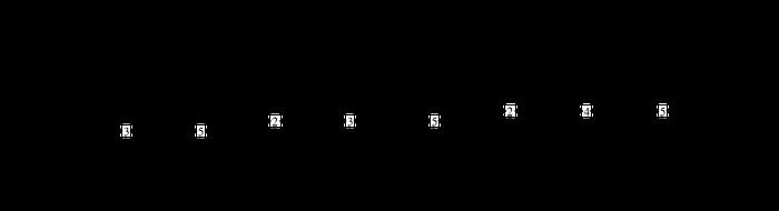 C Dur Tonleiter für E- Bass als TAB und Notation