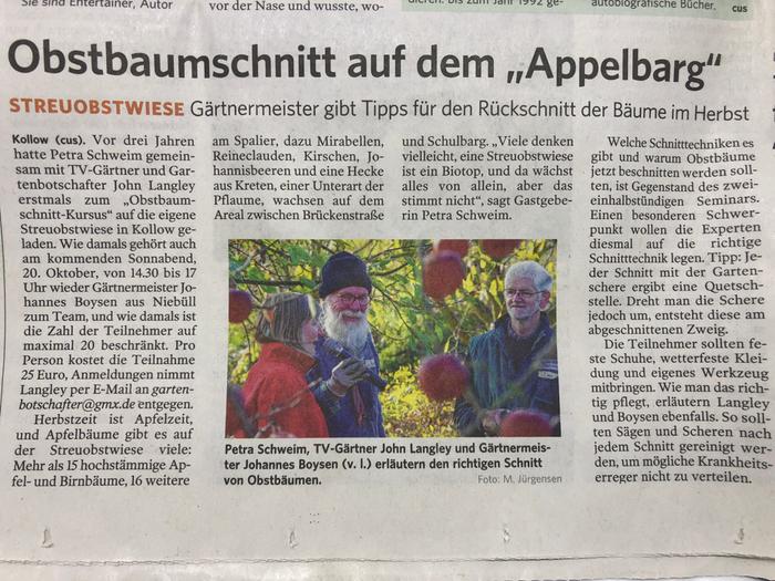 Bergedorfer Zeitung - 17.10.2018