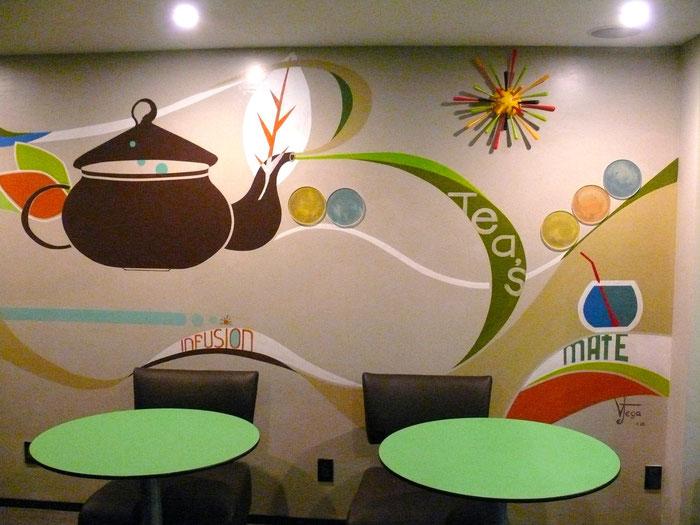 Tango Tea. Polanco. DF 2012