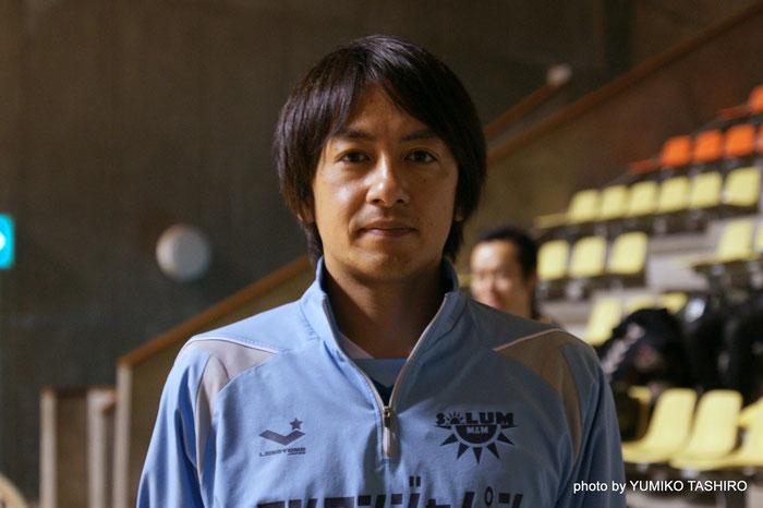 南葛SC MARE PARADA・古川将士監督