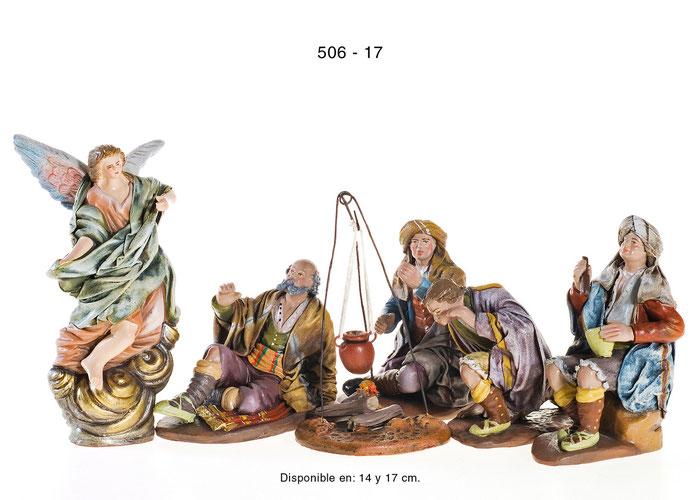 ANUNCIACIÓN A LOS PASTORES 506