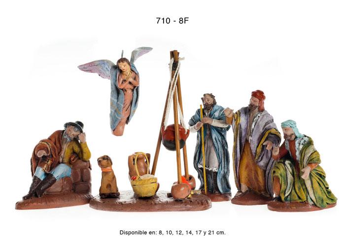 ANUNCIACIÓN A LOS PASTORES 710-8F