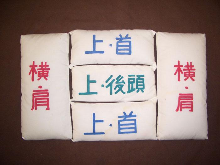 オーダー枕 サンプルを用い構造を説明します