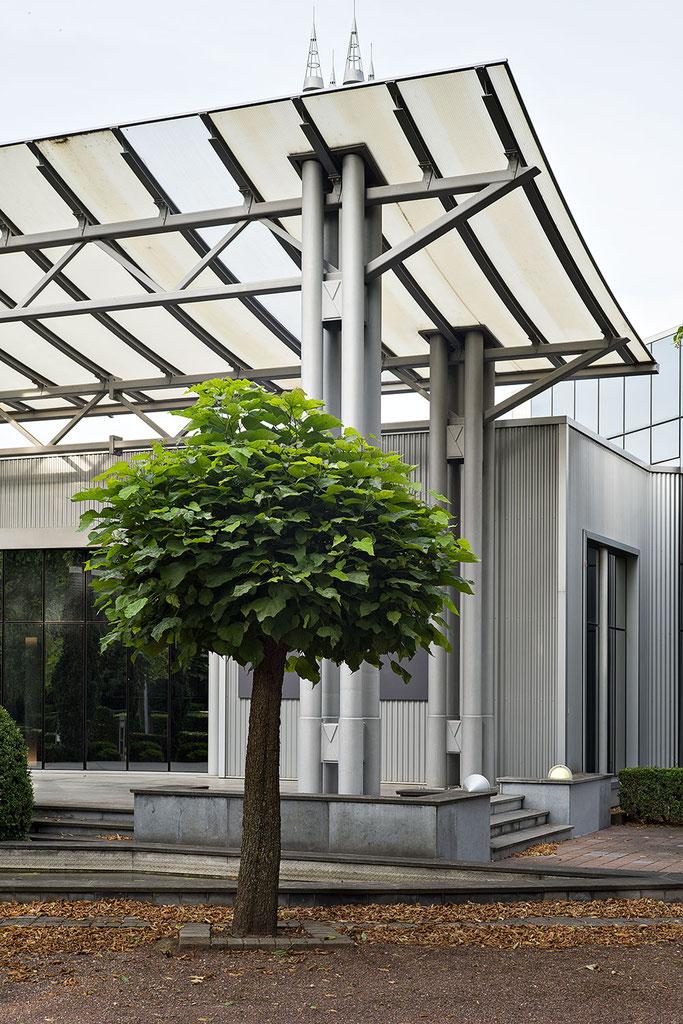 Firmengebäude, NIKON Z7, LEICA Summicron M 50 mm 1: 2,0, Foto: bonnescape.de