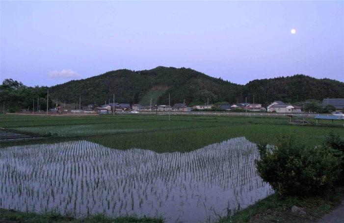 2011年6月東日本大震災後の岩手県