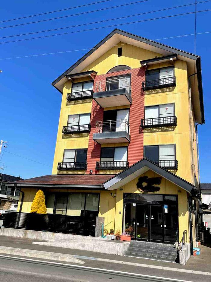 相馬市 トモエ屋旅館