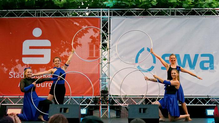 Ladies of the Rings - Hula Hoop Kurs in Augsburg