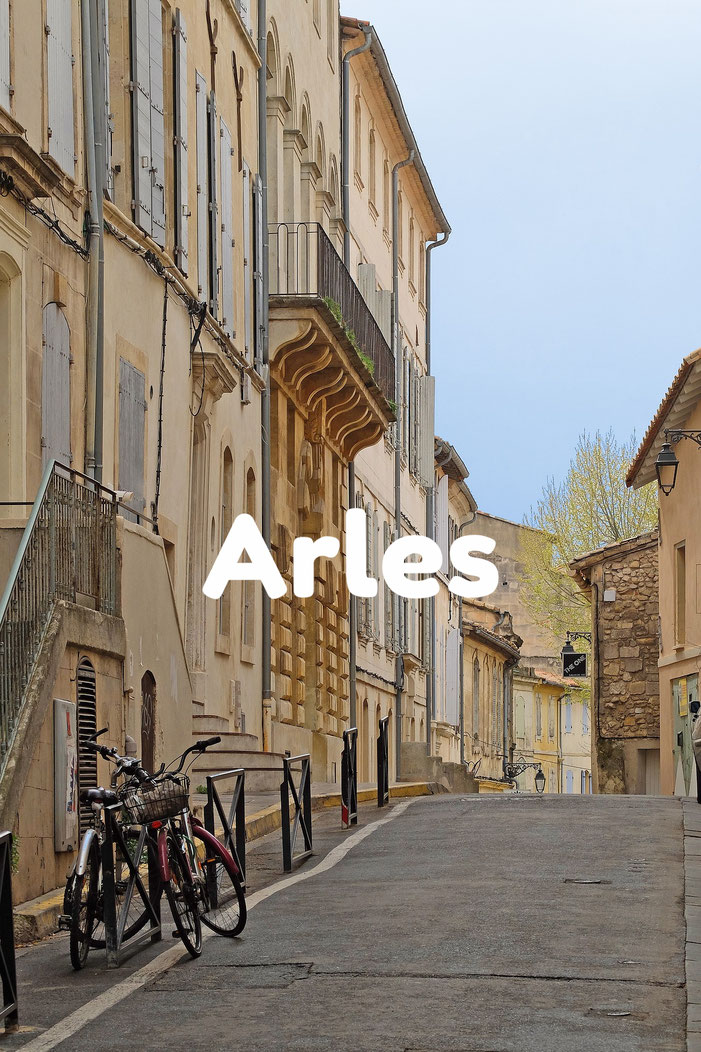 Arles vélo occasion
