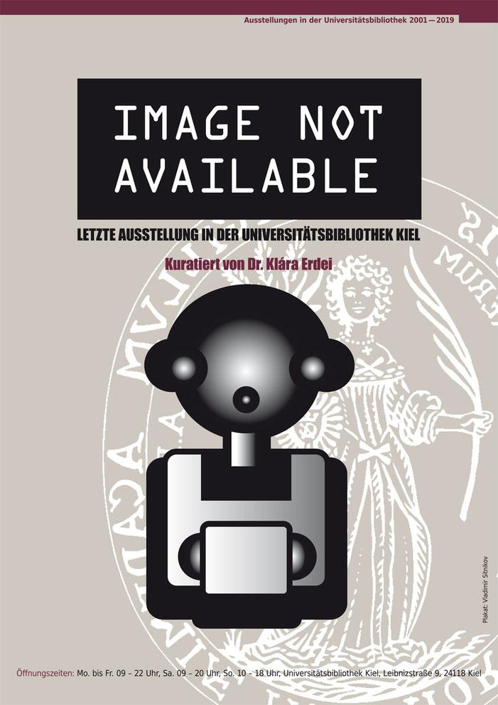 Image not available / Letzte Ausstellung in der Universitätsbibliothek Kiel