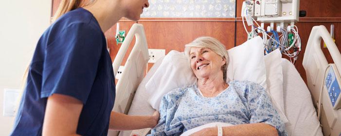 Bedeutung der Pflegestufen