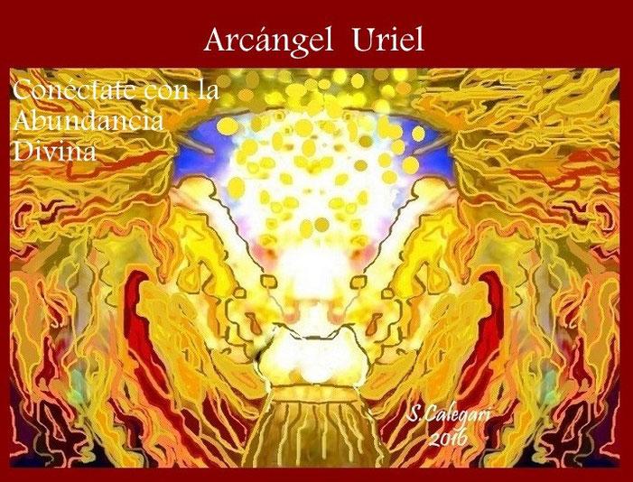ARCÁNGEL URIEL - conéctate con la abundancia divina  - PROSPERIDAD UNIVERSAL - BLOG PU- www.prosperidaduniversal.org