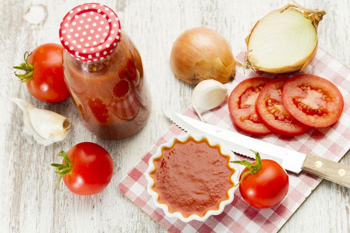 Tomatenketchup, Ketchup
